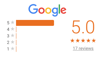 Read Our 5 Stars Reviews